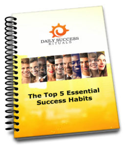 Top 5 Success Habits